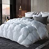 Best Goose Down Comforter Kings - AIKOFUL Luxurious Goose Down Comforter King Size Duvet Review