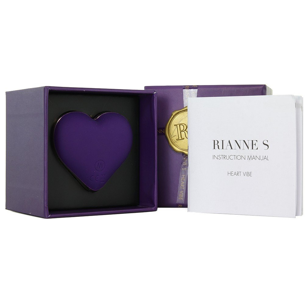 Rianne S - - - Heart Vibe Deep Purple b6b8c3