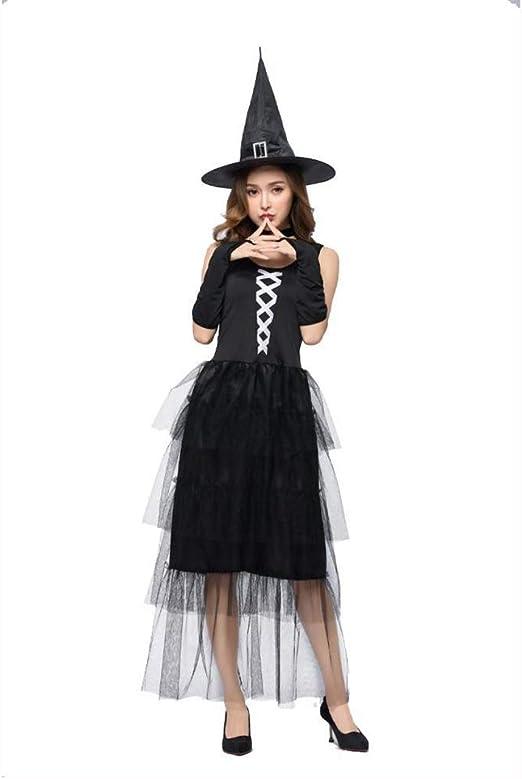 Ambiguity Disfraz de Halloween Mujer Halloween Fantasmas día Traje ...