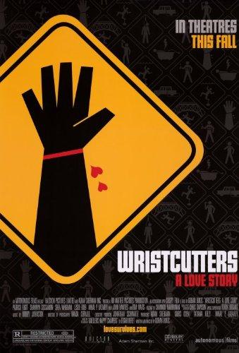 Wristcutters: A Love Story Poster Movie B 11x17 Patrick Fugit Shannyn Sossamon Shea - Wristcutters Love Poster Story A