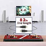 Arcade joystick Machine 2 players Video Game arcade