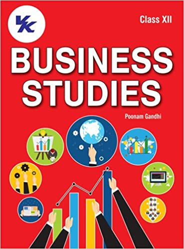 Business Studies Class 12 Book By Poonam Gandhi