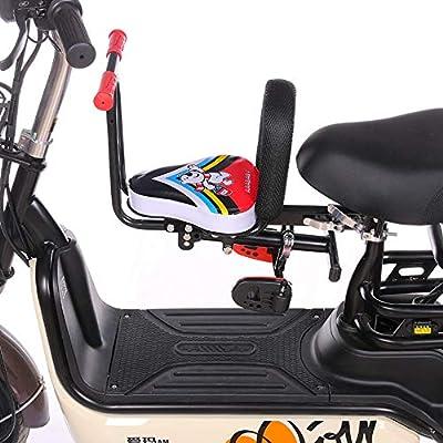 Sillines De Bicicleta para Niños Bicicleta eléctrica delantera del ...