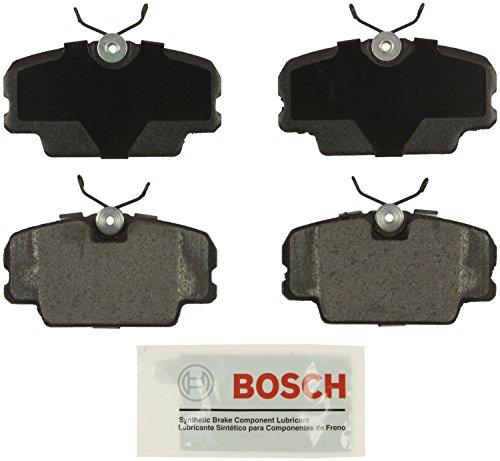 - Bosch BE278 Blue Disc Brake Pad Set