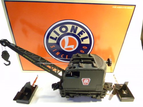 Best Model Train Crane & Boom Cars