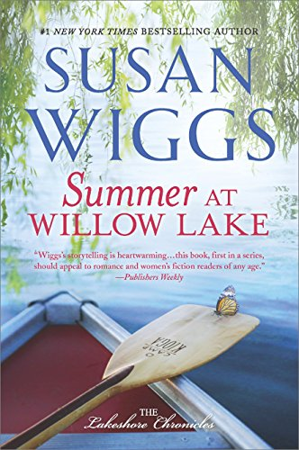 Summer at Willow Lake (The Lakeshore Chronicles) cover