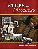 img - for STEPS FOR SUCCESS AT VIRGINIA UNION UNIVERSITY book / textbook / text book