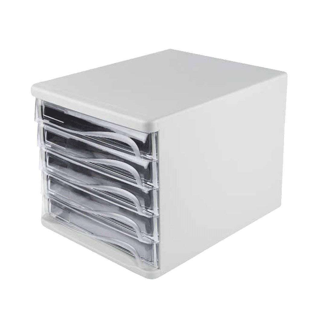XSWZAQ Cajón archivador Cesta Archivo Caja supermercado Escritorio ...