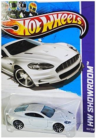 Hot Wheels 2013 Hw Showroom Aston Martin Dbs White 153 250 Amazon De Spielzeug