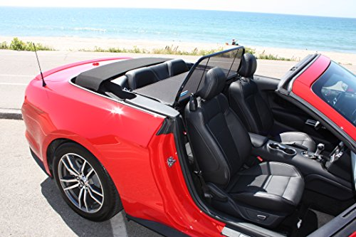 Love The Drive Mustang Convertible 2015 to 2018 By trade; the #1 Accessory for Convertibles. Wind Deflectors Are Also Known As: Wind Screen, Windscreen, Windstop and Wind ()