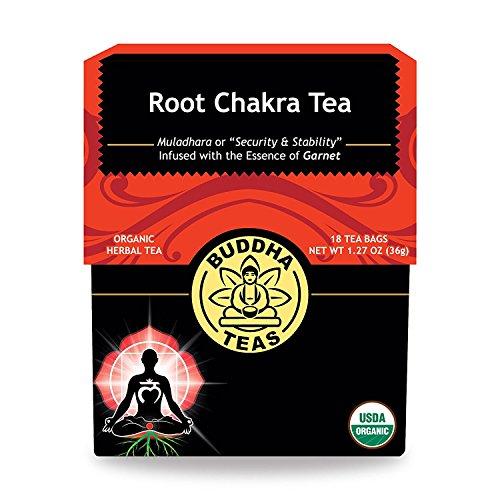 Organic Root Chakra Tea Caffeine