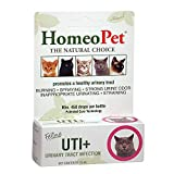 HomeoPet UTI Plus Urinary Tract Infection for Cats, 15ml