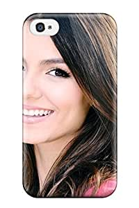 CaseyKBrown WrUYcsH11165XAxdE Case Cover Iphone 4/4s Protective Case Victoria Justice