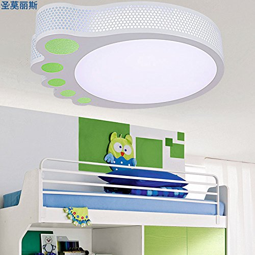 Lbcvh La habitación de los niños lámparas de techo LED ...