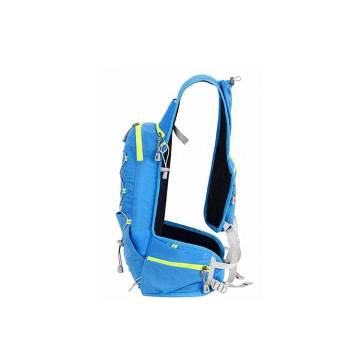 Lightweight Small Capacity Hiking Backpack Qingduqijian Vest Backpack Running Backpack Male and Female Marathon Cycling Backpack Color : Red