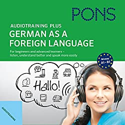 Audiotraining Plus - German as a foreign language