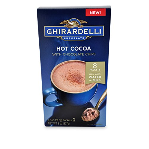 Ghirardelli Hot Cocoa with Chocolate Chips - Cocoa Caddy