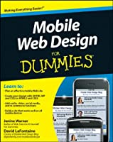 Mobile Web Design For Dummies Front Cover