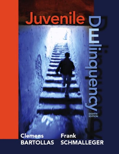 Juvenile Delinquency (8th Edition)