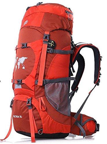 Großes! Im Freien Bergsteigen Tasche 30L! Männer Und Frauen Reisen Rucksack Wasserdicht Camping Wandern Tasche Ist Dauerhaft Bequeme Sammlung