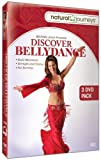 Discover Bellydance with Michelle Joyce: 3 pack