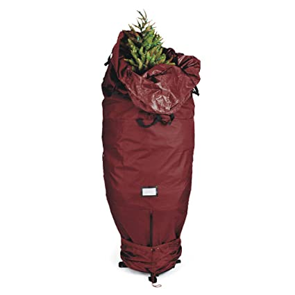 612 Vermont Heavy-Duty Upright Christmas Tree Storage Bag for Artificial  Trees up to 9ft - Amazon.com: 612 Vermont Heavy-Duty Upright Christmas Tree Storage
