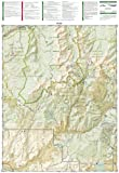 Trails Illustrated Map: Gunnison and Pitkin Trails by National Geographic Maps front cover