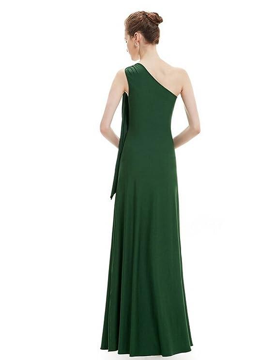 dcf6149b60 LemonGirlVestido de un solo hombro vestidos de noche  Amazon.es  Ropa y  accesorios