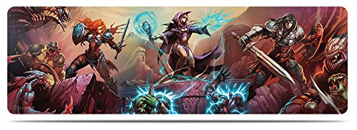 Realms of Havoc 8ft Table Play Mat - Guardians of Donara by Ultra Pro