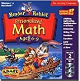 Reader Rabbit Personalized Math & Reading Ages 6-9 Bundle