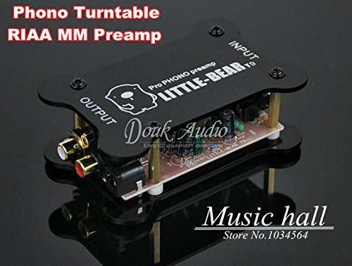 panmari Music Hall Little Bear T9 Phono Amplificador ...