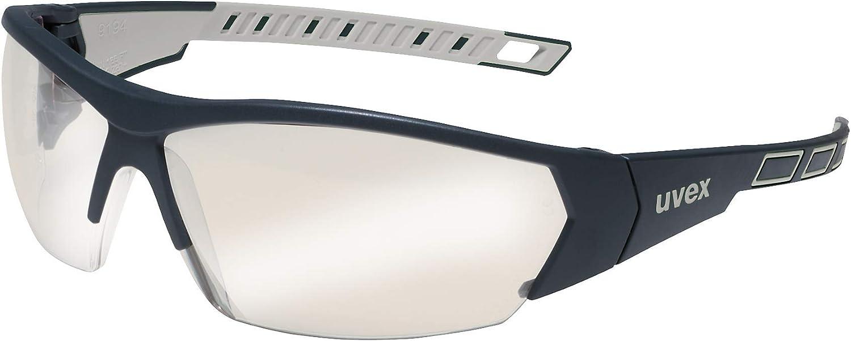 uvex i-Works Gafas de Seguridad - Protección UV 400 - Antiarañazos y Antivaho