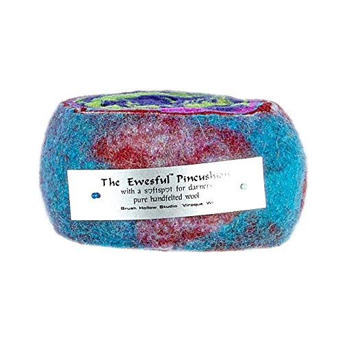 Brewer Sewing Original Ewesful Pincushion, Multi by Brewer Sewing