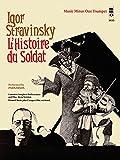 img - for Igor Stravinsky - L'histoire du Soldat: Music Minus One Trumpet book / textbook / text book