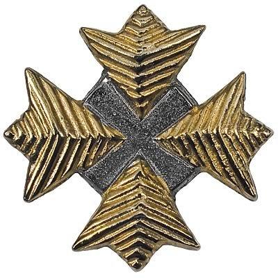 [Star Trek Rear Admiral Rank Pin] (Rear Admiral Costume)