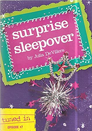 book cover of Surprise Sleepover