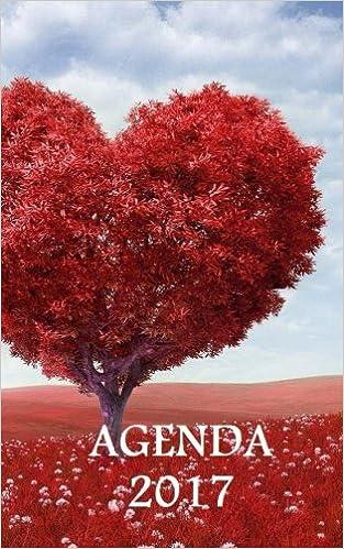 Agenda 2017 -Árbol corazón (Spanish Edition): Carolina ...