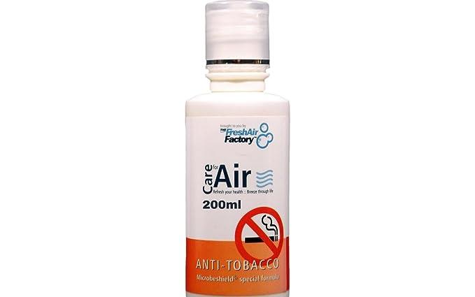 50 opinioni per PER Aria PURIFICATORI- CareforAir Anti-tabacco Essence 200ml- Rimuove Sigari e