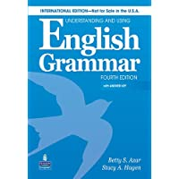 Under Standing And Using English Grammar Fourth Edition: With Answer Key