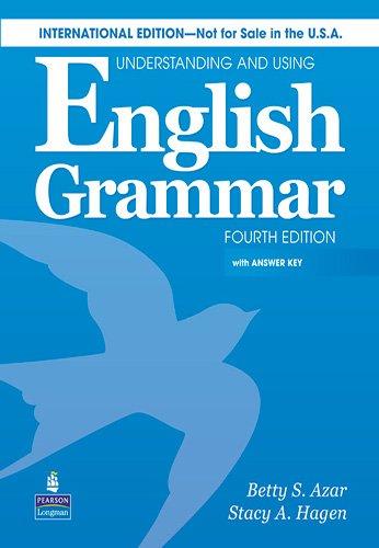 Understanding Using Engl Grammar Internatl Sb W AK Audiocd