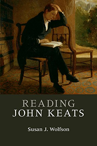 Download Reading John Keats (Reading Writers and their Work) ebook