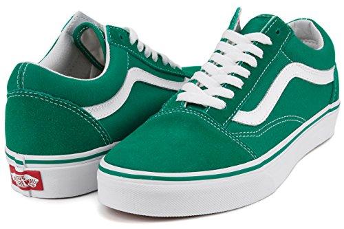 VansUa Old Skool - Zapatillas hombre Green