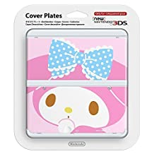 Kisekae Plate / Faceplate / Cover Plates No.076 My Melody Sanrio [NEW Nintendo 3DS] by Nintendo