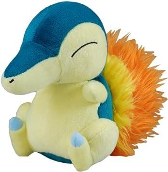 NUEVA Pokemon Pokemon mu?eca de peluche Cyndaquil (jap?n importaci?n