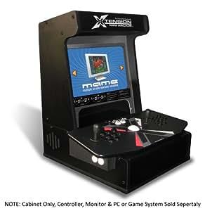 Amazon Com Xtension Mini Arcade Bartop Cabinet For The X
