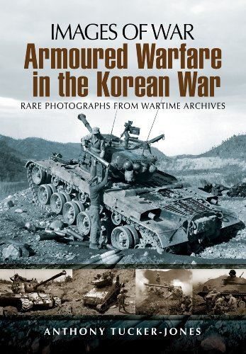 Armoured Warfare in the Korean War: Rare Photographs from Wartime Archives