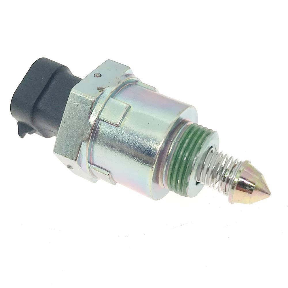 25527077 Fuel Injection Injector Idle Air Control Valve IACV for Chevrolet GMC ISUZU Land Rover MG Replace OE#17089062 17111288