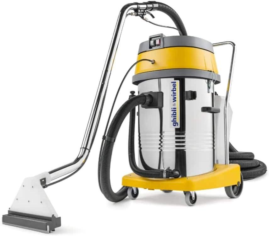 Limpiador Inyección-Extracción GHIBLI WIRBEL - 2300W - M 26 I ULKA: Amazon.es: Bricolaje y herramientas