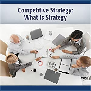 Competitive Strategy Hörbuch