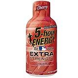 5 hour energy extra - Extra Strength 5-hour ENERGY Shots – Cherry – 12 Count